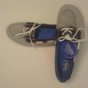 Keds NWT ortholite comfort boat shoes